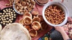 Таджикские рафаэлло на конец поста