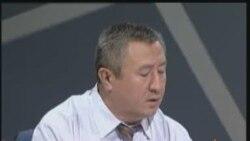 Тараза ташында Кыргызстан турат. 3-бөлүк
