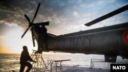 Gruparea Navală Permanentă a Alianţei Nord-Atlantice SNMG-2 (Standing NATO Maritime Group 2 /SNMG-2) este una dintre cele patru grupări navale multinaționale ale NATO. (Marea Neagră, 2018)