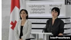 Как заявила 21 июня на пресс-конференции замминистра юстиции Тина Бурджалиани, высокая оценка Госдепа вовсе не удивительна, она стала результатом кропотливой работы власти