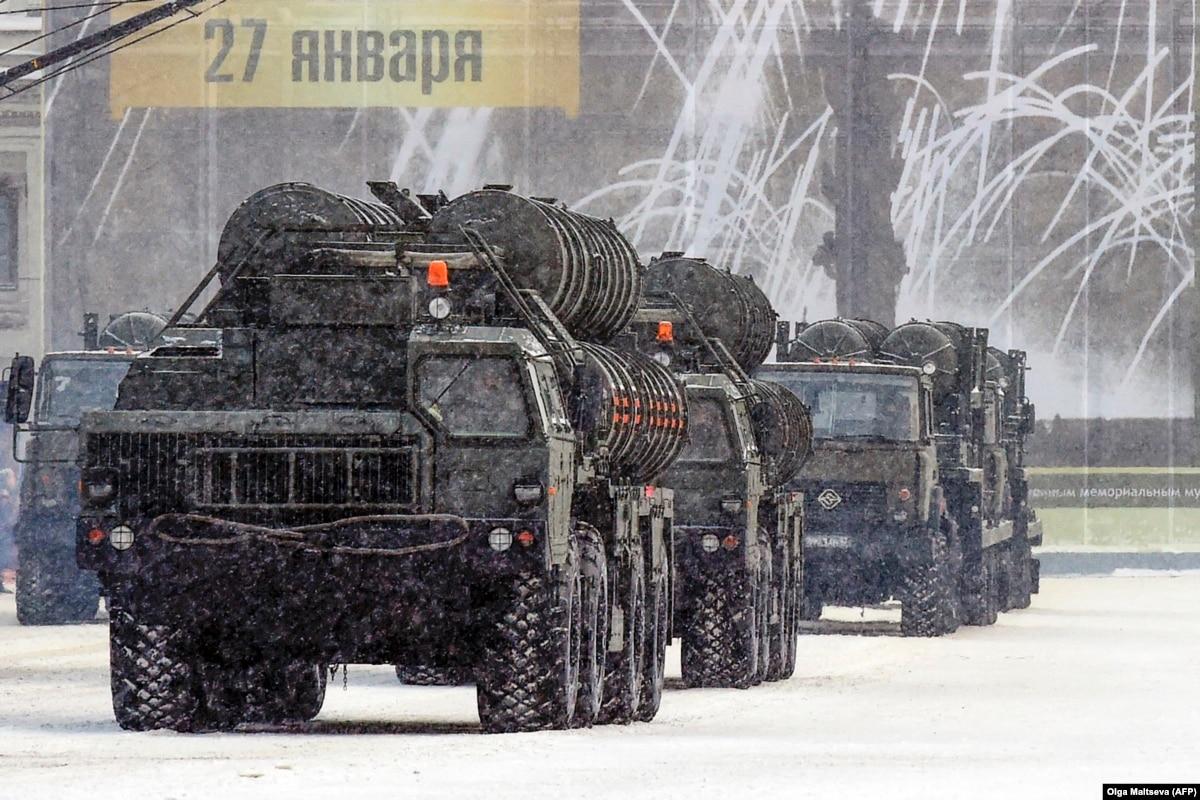 Эрдоган анонсировал совместное с Россией производство ЗРК С-500