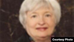 Заступник голови ФРС США Дженет Єллен