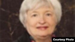 Джанет Еллен, вице-председатель Федеральной резервной системы.