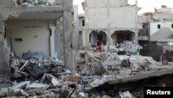 Homs, Siri (foto arkivi)
