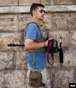James Foley İdlib