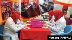 زنان تجارتپیشه در عرصه زعفران در هرات
