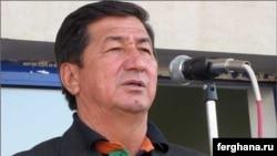Kyrgyzstan - uzbek leader Qodirjon Bonirov, 14.09.2010