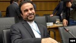رضا نجفی، سفير و نماينده دائم ايران در آژانس بينالمللی انرژی اتمی