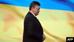 Ukrainian President Victor Yanukovych (file photo)
