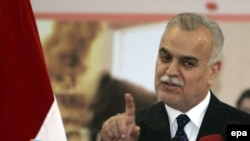 Iraqi Vice President Tariq al-Hashimi has been accused of terrorism.