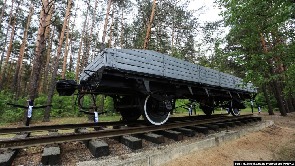 Заходи пройдуть в меморіальному комплексі «Биківнянські могили» в Києві