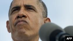 ԱՄՆ - Նախագահ Բարաք Օբաման խոսում է «կառավարության անջատման» մասին, Ռոքվիլ, Մերիլենդ, 4-ը հոկտեմբերի, 2013թ․