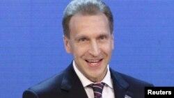 Рускиот вицепремиер Игор Шувалов