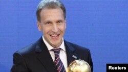 Игорь Шувалов запомнился широкой публике хорошим английским на выборах страны-хозяйки чемпионата мира по футболу 2018 года