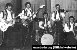 Рок-гурт «Березень», створений у 1965 році