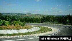 Drumul spre Cioreşti