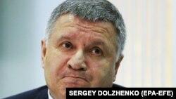 Міністр внутрішніх справ України Арсен Аваков