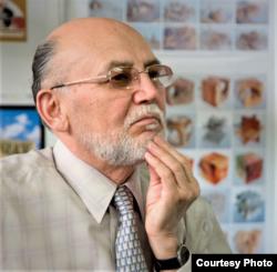 Архитектор Алмас Ордабаев.