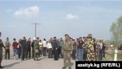Кыргыз-тажик чек арасындагы майда чатактардын акыркысы быйыл 18-апрелде болду
