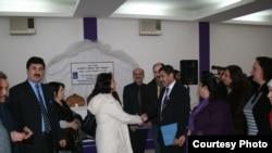 عراقيون في مكتب مفوضية الإنتخابات ببرلين