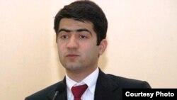 YAP Gənclər Birliyinin sədri Seymur Orucov