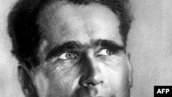 Hitler's deputy Rudolf Hess (1894-1987)