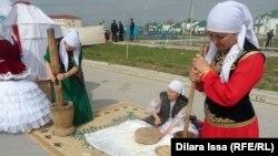 Түркия қазақтарының қымызы