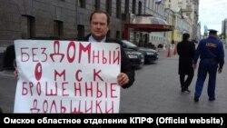 Константин Ткачев у минстроя