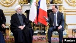 فرانسوا اولاند رییسجمهوری فرانسه خواستار آغاز عصری نوین در روابط با ایران شد.