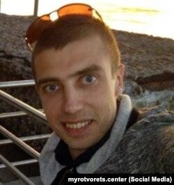 Валерій Луговський, учасник «антимайдану» з Криму