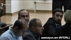 Ռոբերտ Քոչարյանի և ևս երեք նախկին պաշտոնյաների գործով դատական նիստը, Երևան, 5-ը նոյեմբերի, 2019թ.
