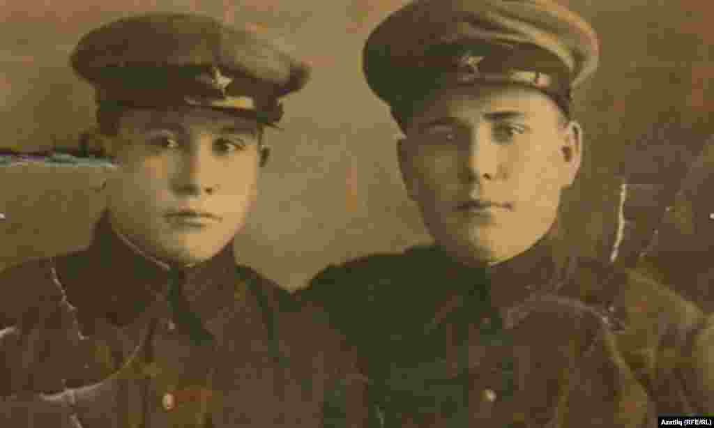 Тачетдинов Яхъятдин һәм Соловьев Михаил