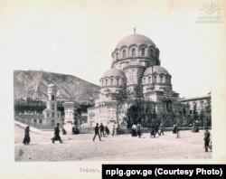 რუსლი სამხედრო ტაძარი თბილისში