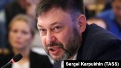 Виконавчий директор МІА «Россия сегодня» Кирило Вишинський