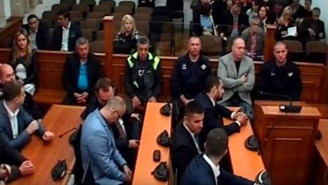"""Izricanje presude u slučaju """"državni udar"""" 2019. godine"""