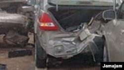 Iran -- Road Accident Generic Photo
