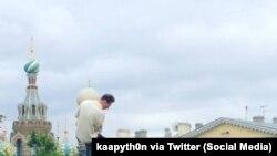 Оьрсийчоь—Кадыровн тIайна дуьхьал протест