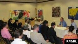 Встреча Чарльза Лонсдейла с представителями армянской общины Лондона. 9 июля 2010 г.