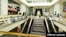 Торговый центр. Иллюстративное фото.
