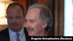 Специјалниот пратеник на ОН за Сирија Геир Педерсен