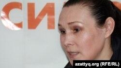Опера әншiсi Майра Мұхамедқызы. Алматы, 16 мамыр 2012 жыл.