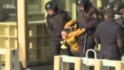 """""""Красная кнопка"""" для задержанных на митинге"""