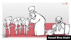 فرداکاتور--طرح از اسد بیناخواهی