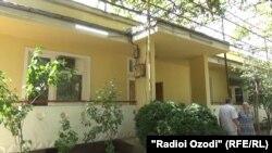 Дом экс-президента Таджикистана Рахмона Набиева в Душанбе. 20 августа 2021 года