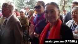 Кыргыз эл артисти Жамал Сейдакматова