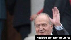 Испанский король Хуан Карлос.
