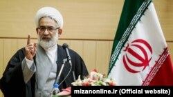 محمدجعفر منتظری، دادستان کل کشور ایران