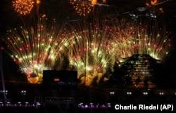 Церемонія закриття XXІІІ зимових Олімпійських ігор