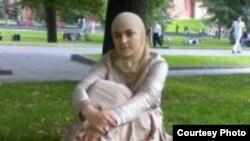 Магмадова Iайшат, терроризмана бехке а йина шина шарана чуйоьллинера. Iайшатан архивера сурт.