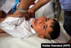 Процедура обрезания у шиитов, Ирак